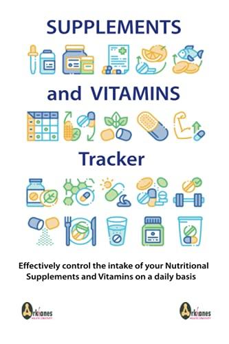 Supplements &Vitamins Tracker. E...