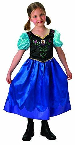 Rubies`s - Disfraz infantil de Anna clásico (889543-M): Amazon.es ...