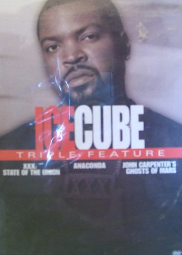 Ice Cube Triple Feature (XXX: State of the Union/Anaconda/Ghosts of Mars)