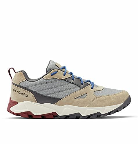 Columbia Ivo Trail, Chaussure de Randonne Homme, Stratus, Mountain Blue, 43 EU