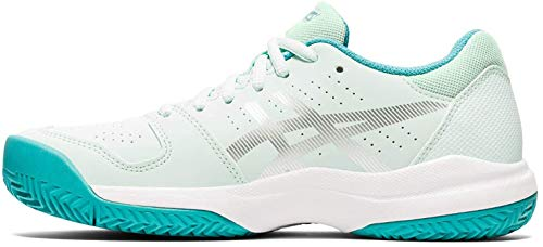 ASICS Gel-Game 7 Clay/OC GS, Zapatos de Tenis Unisex Adulto, Bio Mint...