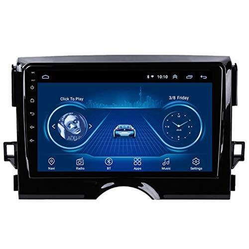 CARACHOME 10 '' HD Pantalla táctil Completa Radio de Coche Android 10 Navegación GPS para Toyota Reiz 2010 2011 2012 2013 Soporte Mirror Link Bluetooth Manos Libres Control del Volante,WiFi 1+16g