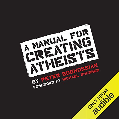 Page de couverture de A Manual for Creating Atheists
