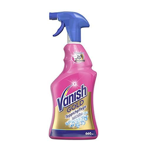 Vanish Gold Oxi Action - Detergente per tappeti, 660 ml