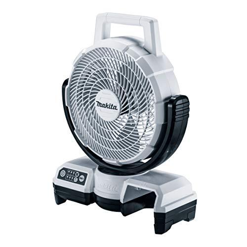 マキタ 充電式ファン羽根径23.5cm白(18/14.4V) ACアダプタ付/バッテリ充電器別売 CF203DZW