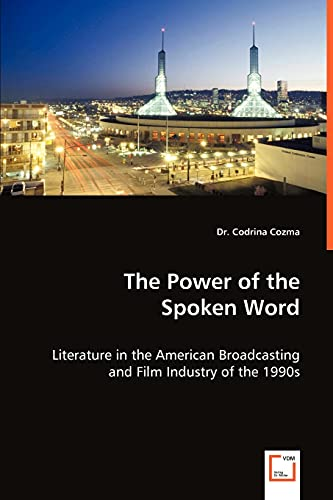 The Power of the Spoken Word - Literature in the American Broadcasting and Film Industry of the 1990s