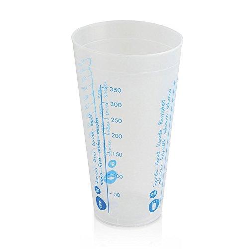 Metaltex Vaso Graduado PLASTICO 0.75 LTS, único, Estándar