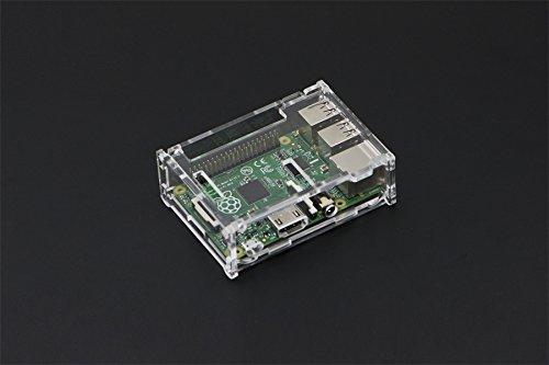 CENPEN Acylic Gehäuse for Raspberry Pi Modul B +