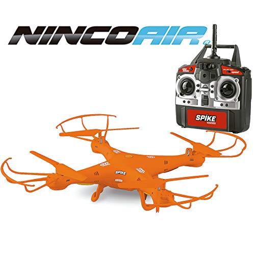 Ninco Drone Spike. Fácil pilotaje. A partir de 8 años. (NH90128), multicolor