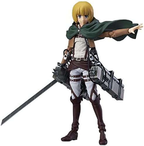 figma Attack on Titan Armin Arlert (non-scale ABS & PVC painted figures moving)
