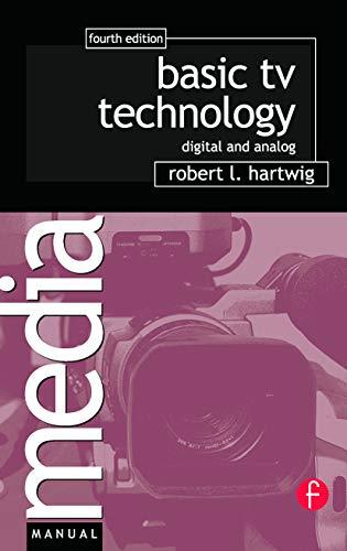Basic TV Technology: Digital and Analog (Media Manuals)