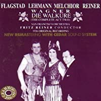 Fritz Reiner Conducts Die Walk眉re (The Complete Act Two) (1936 Original Recording) by Kirsten Flagstad