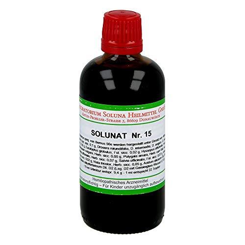 Laboratorium Soluna Solunat Nr. 15, 100 ml Lösung