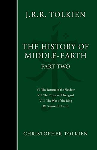 The History of Middle-earth: Part 2 – The Lord of the Rings