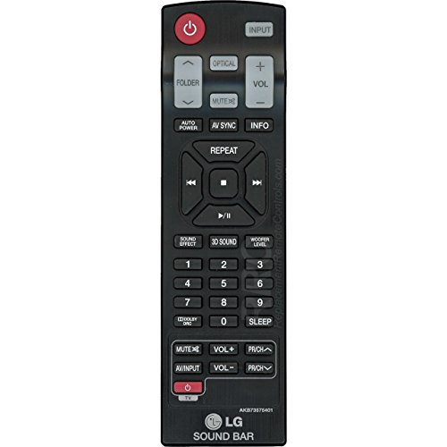 New Original AKB73575421 AKB73575401 Remote for SOUND BAR TV NB3530ANB NB4530B