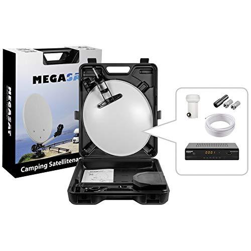 Megasat HD 6000 Camping SAT-Anlage mit Receiver