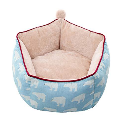 CHSDN Arena para gatos y perros, sofá para perros pequeños y medianos, totalmente extraíble