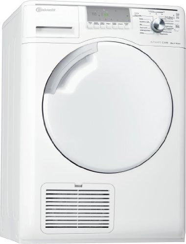 Bauknecht TK ECOSTAR 8A++ Wärmepumpentrockner / A++ / 8 kg / Weiß / UltimateCare Trommel / EcoMonitor