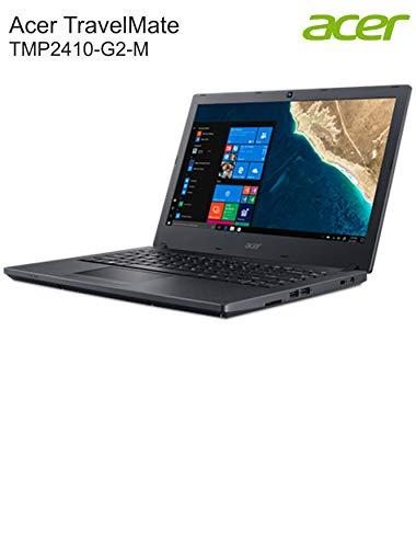 Acer TravelMare P2 Intel Corei5 8th Gen 4GB RAM 1TB HDD 14inch Screen Windows 10 Home Single Language 3 Years Warranty Professional Series Laptop Shale Black