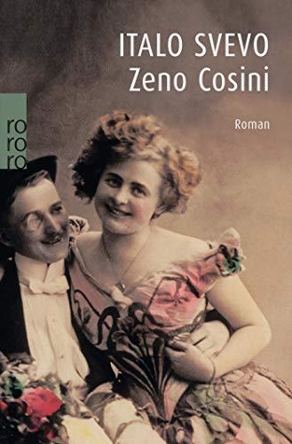 Buchseite und Rezensionen zu 'Zeno Cosini' von Claudio Magris