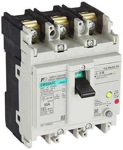富士電機機器制御 分電盤モジュール 漏電遮断器 50A EW50AFC-3P050C