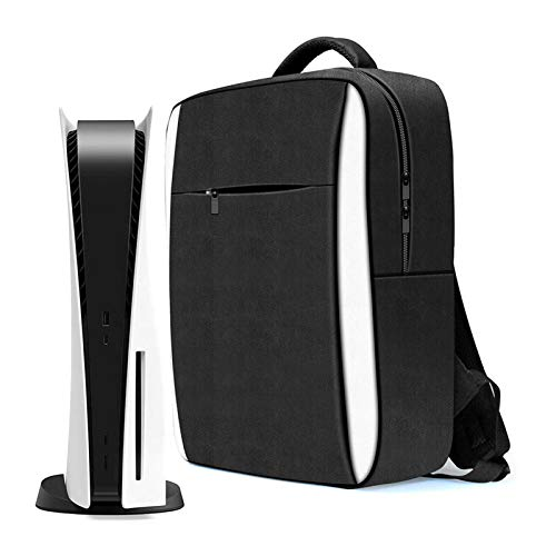 mooderf Carry Case For PS5, Game Console Accessories Backpack Travel...