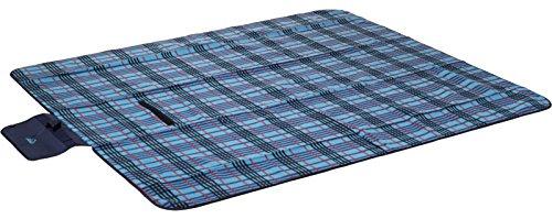 McKINLEY Decke Picnik Rug, Türkis/Blau/Rot, 1