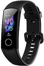 kemite voor Honor Band 5 Smart Armband band 0.95inch Tracker Smart OLED Zwemmen Waterdichte Bluetooth Fitness Tracker Touc...