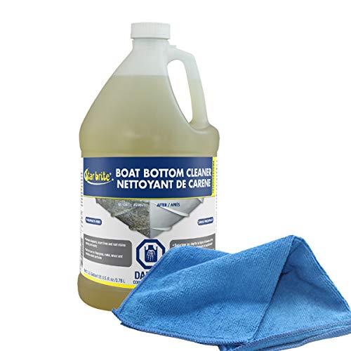 bootsshop in Bad Ischl Star Brite Boat Bottom Cleaner 3785 ml incl. MARETEAM Poliertuch