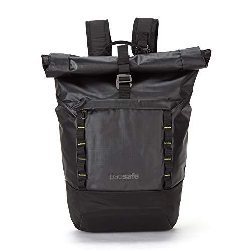 Pacsafe Dry Lite 30 L Rucksack, große wasserfester Wanderrucksack, Anti-Diebstahl...