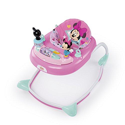 Disney baby ディズニー ベビー ミニーマウス・スターズ&スマイルズ・ウォーカー 0ヶ月~ (11525) by Kids II