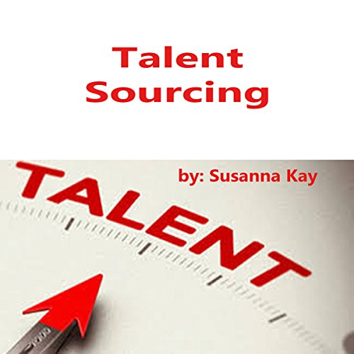 Talent Sourcing audiobook cover art