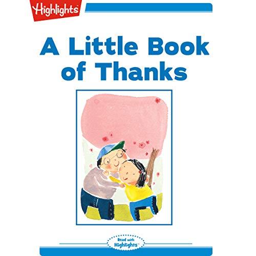 A Little Book of Thanks copertina