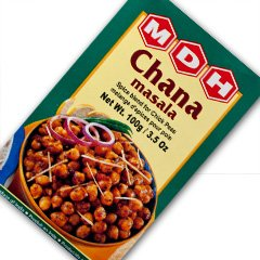 MDH チャナマサラ 100g 5箱 Chana masala スパイス ハーブ 香辛料 調味料 ミックススパイス 業務用