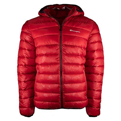 Champion Hooded Jacket Größe L CMR/Allover/CMR