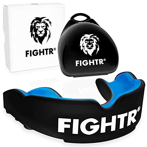 FIGHTR® Protège-Dents - pour Une Respiration idéale et Facil