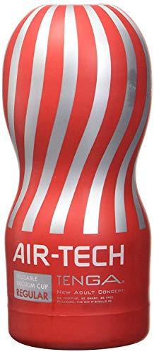 Sqlit Tenga Air Tech - Taza reutilizable al vacío, normal by