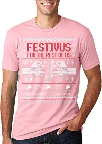 Festivus für den Rest von Uns | Herren hässlichen Weihnachtspullover T-Shirt Grafik T-Shirt XXL