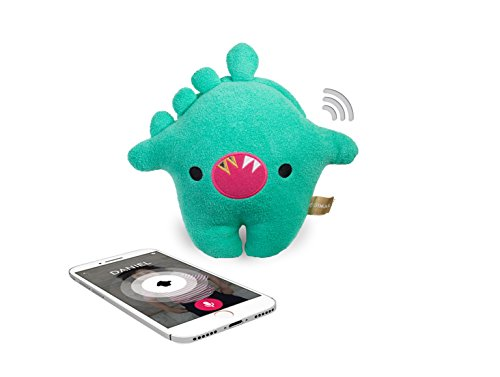 Talkie by Toymail Dino, Voice Chat For Kids (Record Voice Messages via App. Kids Reply Back). Send Songs and Stories from Free App.