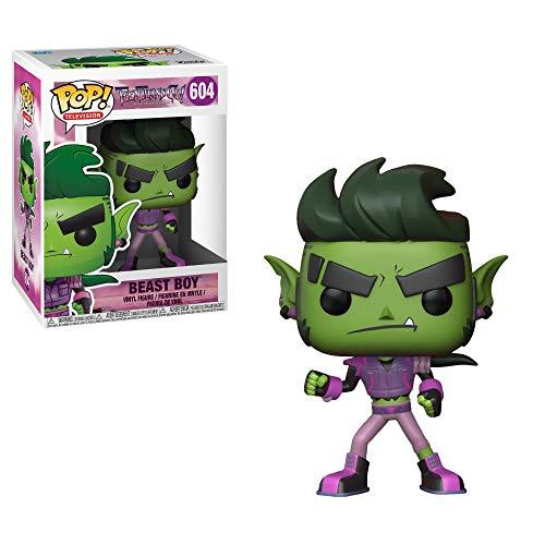 Funko-28676 Teen Titans Figura de Vinilo, Multicolor (28676)