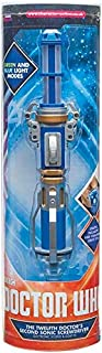 collector Doctor WHO Sonic Screwdriver - 12TH Doctor, Complete with Electronic Sound & Light FX, Approx 9