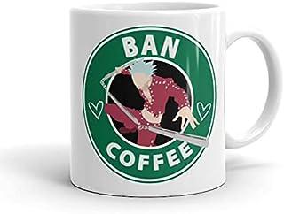 Ban Seven deadly sins mug, anime mug