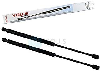 2 x YOU S Original Gasfedern für Heckklappe 445 mm 550 N   68950 05060