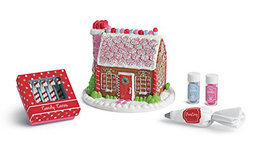 American Girl WellieWishers Gingerbread House for Doll