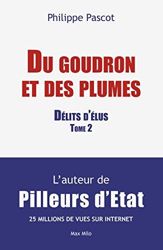 """""""Du goudron et des plumes"""": Délits d'élus Tome 2 - Essais - documents (Hors collection)"""