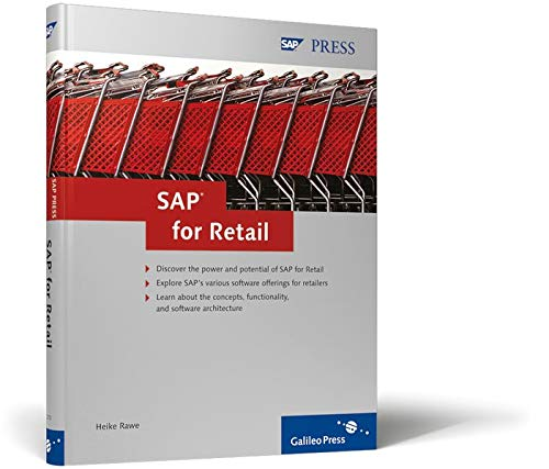SAP for Retail (SAP PRESS: englisch)