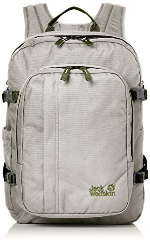 Jack Wolfskin Campus Jours Sac à Dos, Daypacks Adulte Unisexe, Clay Grey, One Size