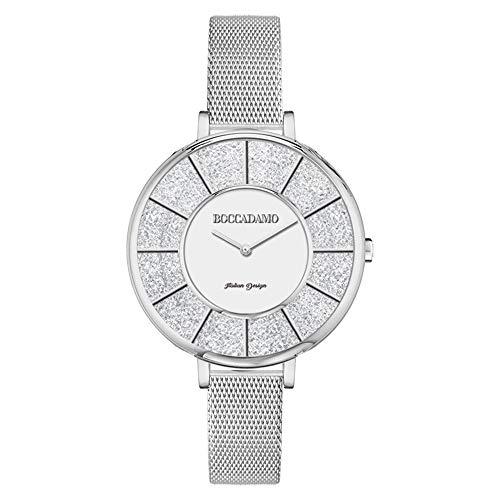 orologio donna boccadamo orologio solo tempo donna Boccadamo Shiny trendy cod. SH001