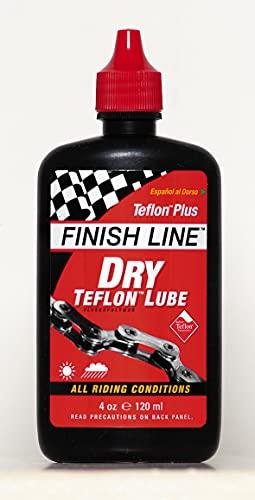 フィニッシュライン(FINISH LINE) ドライ テフロン ルーブ プラボトル 120ml
