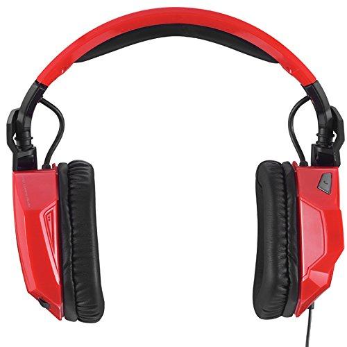 Mad catz F.R.E.Q. 3 - Auricular Mad Catz Rojo